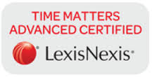 TimeMatters Advanced Certified